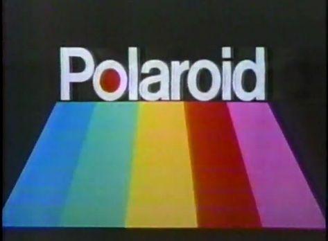 70s Spots: Polaroid