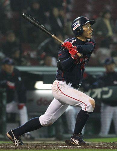 Tsuyoshi Ueda (Tokyo Yakult Swallows)