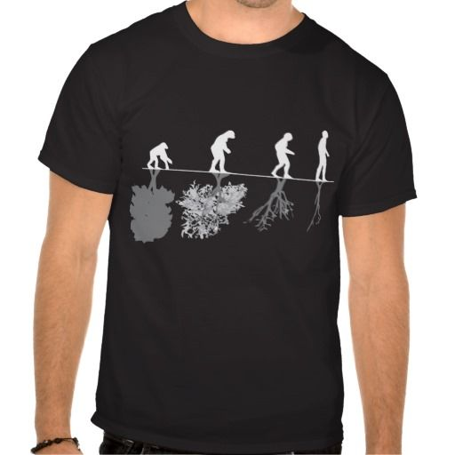 Humanity & Environment Evolution / Devolution T-Shirt ( #Eco #EcoAnarchism ) Also Available: https://www.no-gods-no-masters.com/A-16209044/t-shirt-environnementalisme