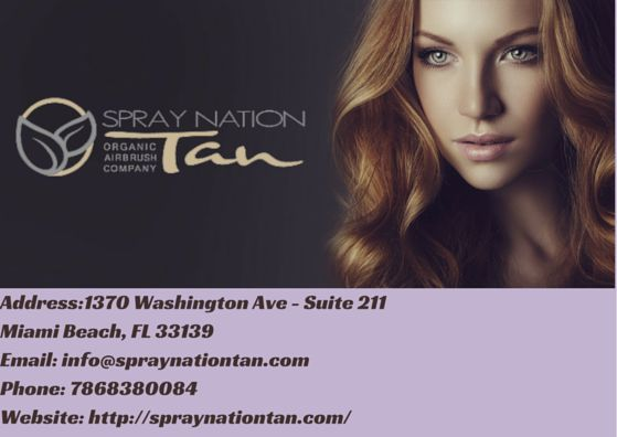 You will get natural and gorgeous look with sunless spray tanning. Visit our tanning salon for once nearest to your place, you will love our services. As spray tan need complete protection, our experts will also provide you tips for maintaining it.