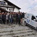 Cum a fost la Cheile Gradistei si cine a castigat Dacia Dokker oferita de Aluterm si CAME  http://www.cameromania.com/eveniment-aluterm-came-cheile-gradistei-fundata-17-18-februarie-2017/  #Aluterm #CAME #Dokker