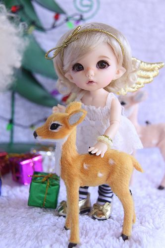 christmas angel | BJD | Pinterest | Photos, Christmas angels and ...