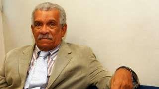 Derek Walcott: St Lucia's Nobel laureate poet dies