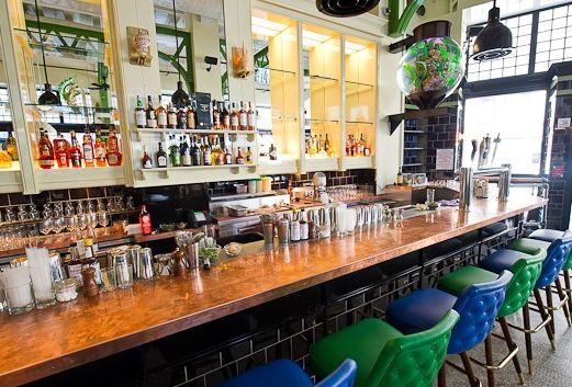 The John Dory Oyster Bar - NYC