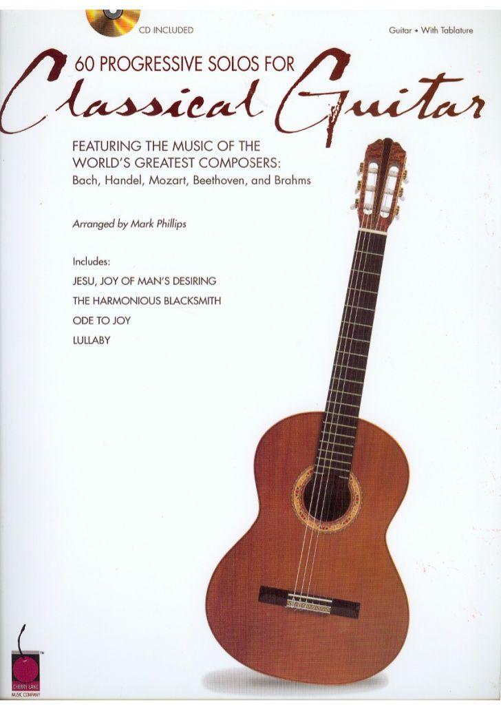 60 Solos de Guitarra Clasica