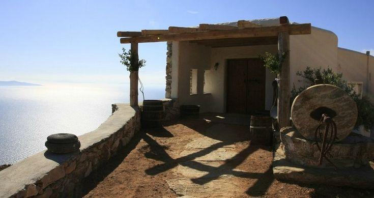 winery Manali, Sikinos, Greece www.manaliswinery.gr