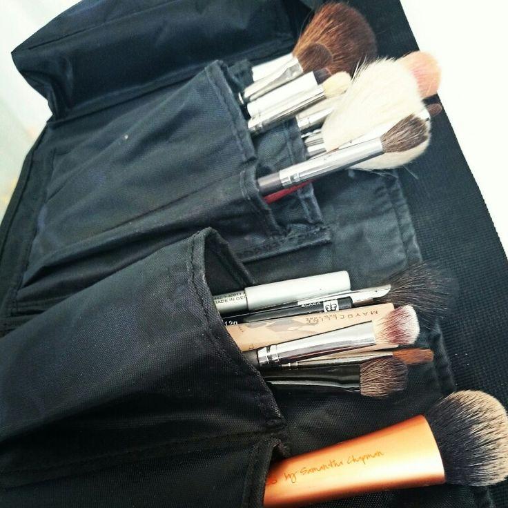 My weekend!! Makeup fun!!