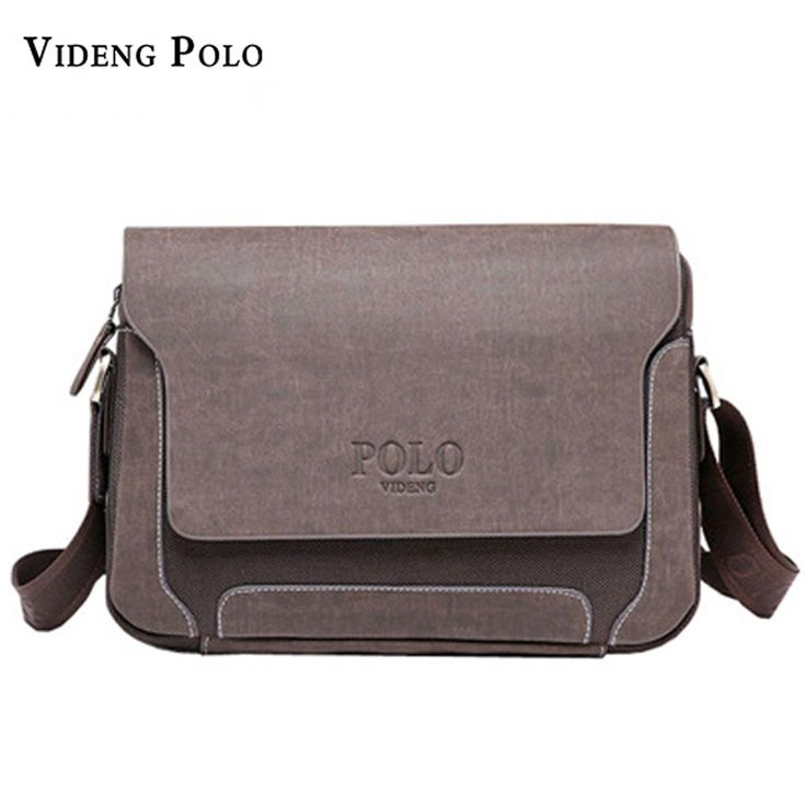 26143484434 Cheap bag rock, Buy Quality bag triangle directly from China bags mens  Suppliers  Luxury design casual men s leather Shoulder Bag men travel bags  POLO ...