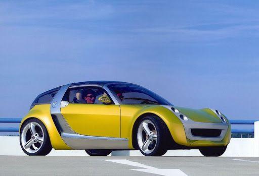 2000 Smart Coupe Concept