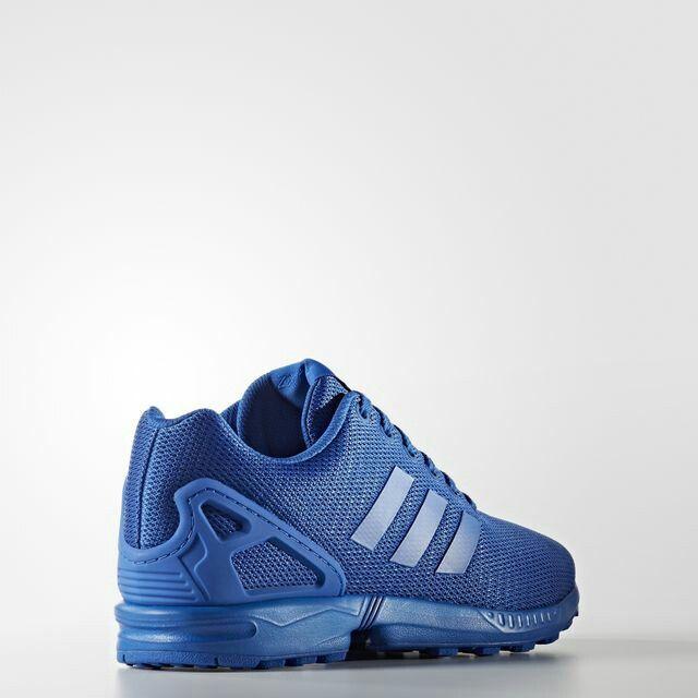 zx flux Blue