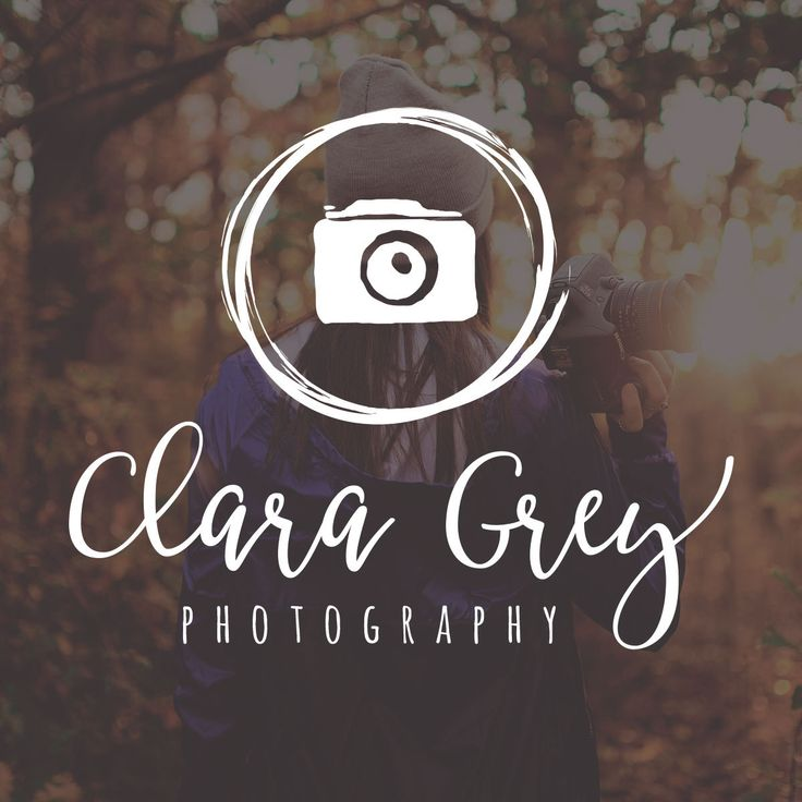 CAMERA PHOTOGRAPHY LOGO AND WATERMARK, PHOTOGRAPHER LOGO, PHOTOGRAPHY LOGO, RUSTIC LOGO WATERMARK, WATERMARK LOGO, PREMADE PHOTOGRAPHY LOGO