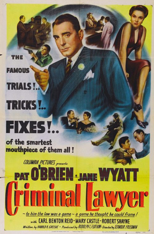 Movie poster 1951
