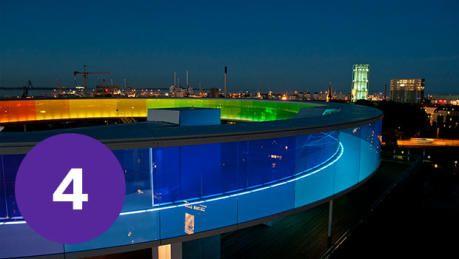 Spær øjnene op over arkitekturen: 7 perler du skal se i Danmark   Kultur   DR