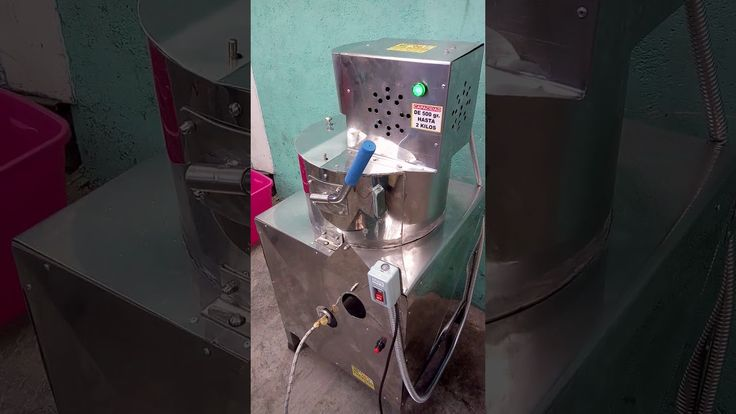 Maquina para hacer palomitas industrial