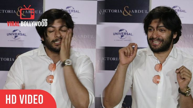 Ali Fazal On Some Funny Incidents On The Sets Of Victoria And Abdul Movie