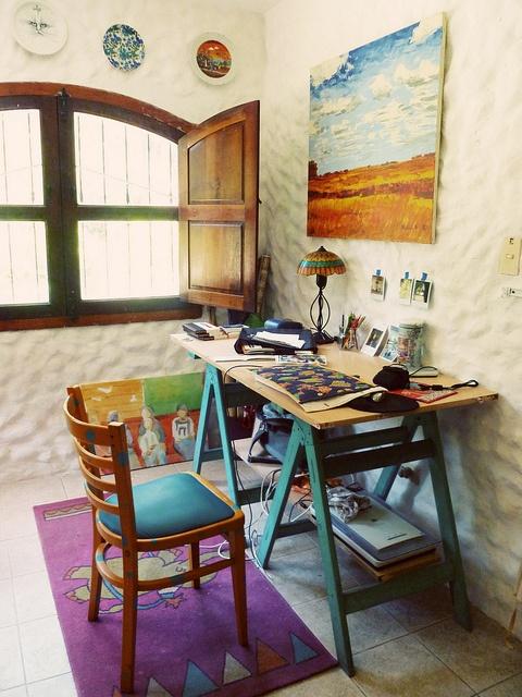 art studio | Julie Alvarez