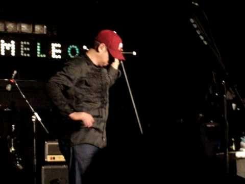Evil Jared pukes on Jimmy Pop - YouTube