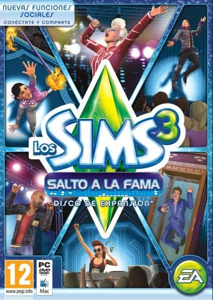 Los Sims 3 Salto a la fama