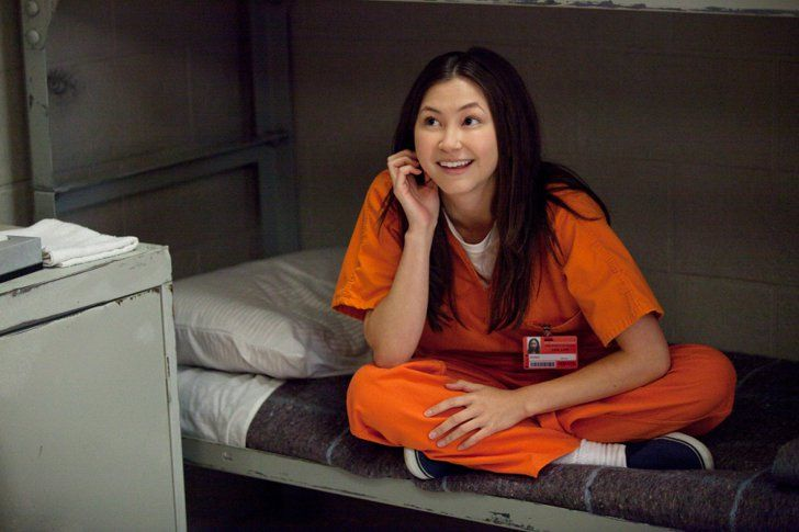 Pin for Later: See the Orange Is the New Black Cast Out of Their Jumpsuits Kimiko Glenn as Brook Soso