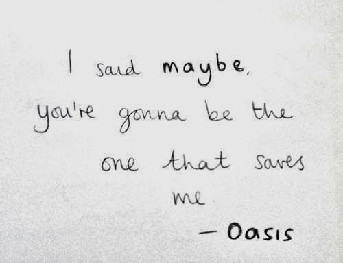 Oasis - Wonderwall