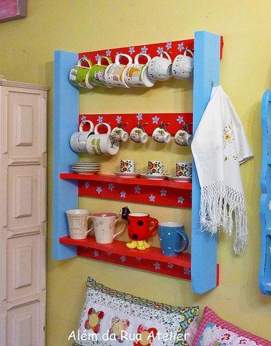 Bricolage e Decoração: Passo a Passo: Como Reciclar uma Palete de Madeira e Fazer Prateleiras para a Cozinha