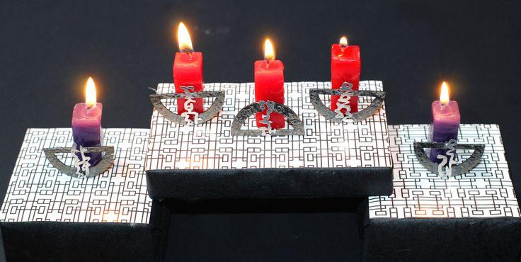 Hangul Candlesticks