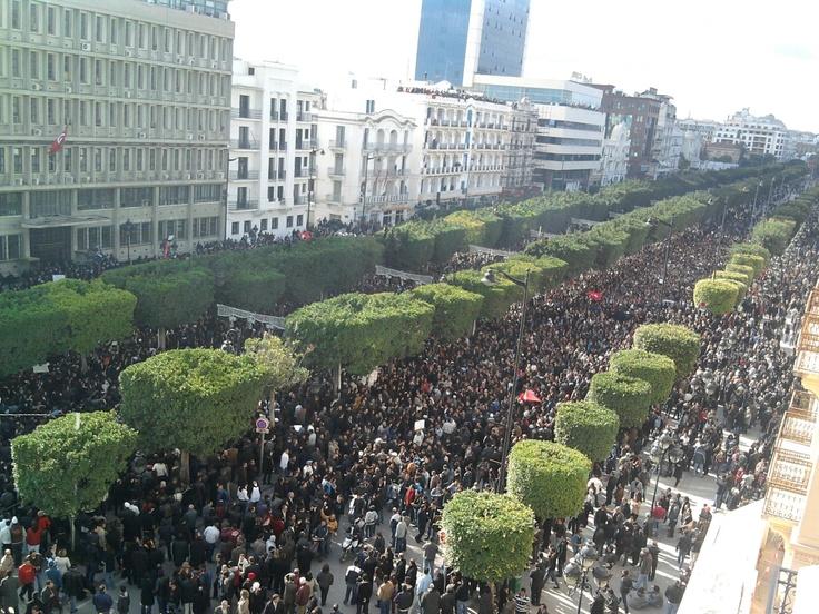 Tunisian Revolution