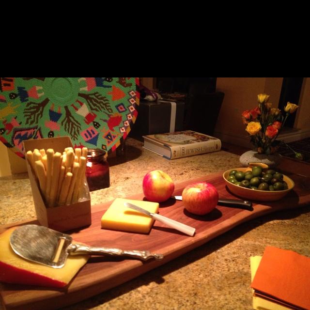 Great pre dinner spreadPre Dinner, Dinner Spreads