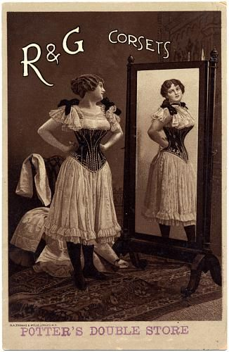 Too Close for Comfort: 500 Years of Corsets
