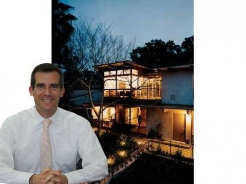 For Dwell-Loving Local Political Wonks: Eric Garcetti's House For Rent