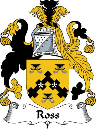 German Surnames Coat Of Arms ross | IrishGathering - The Ross Clan Coat of Arms (Family Crest) and History ...
