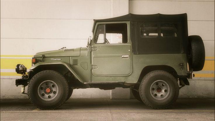 FJ40, 1979