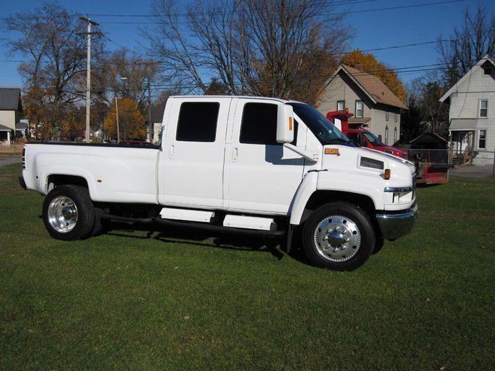 Gmc Topkick C4500 For Sale >> 2004 GMC C4500 Topkick Monroe pick up Conversion Former Shaquile Oniel truck | Custom trucks for ...