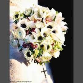 Trendy Brautstrauß Calla Lilien und Rosen Weiße Orchideen 67+ Ideen – #Brautst… – Akra