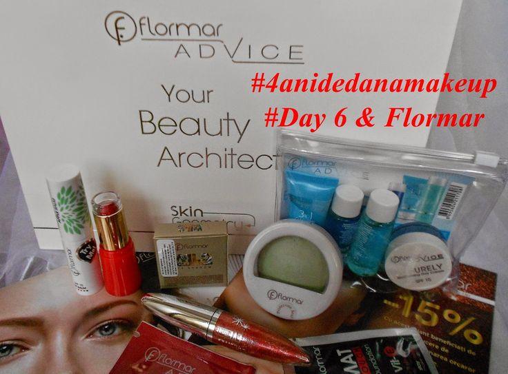danamakeup.ro: #4anidedanamakeup ziua 6 cu Flormar