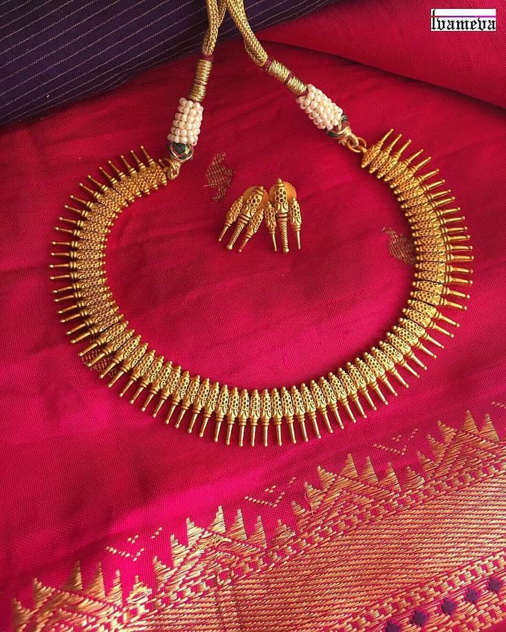 "Tvameva | Swati on Instagram: ""Status - Sold Kerala beauties available now ! #tvameva #newarrivals #accesories #spikes #necklace #kerala #andhra #bridesmaids #wedding…"""