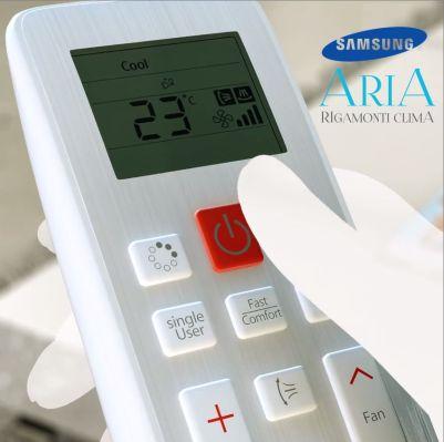 A #Dalmine da #ARIARigamontiClima trovi la nuova linea #climatizzatori 2014 #Samsung