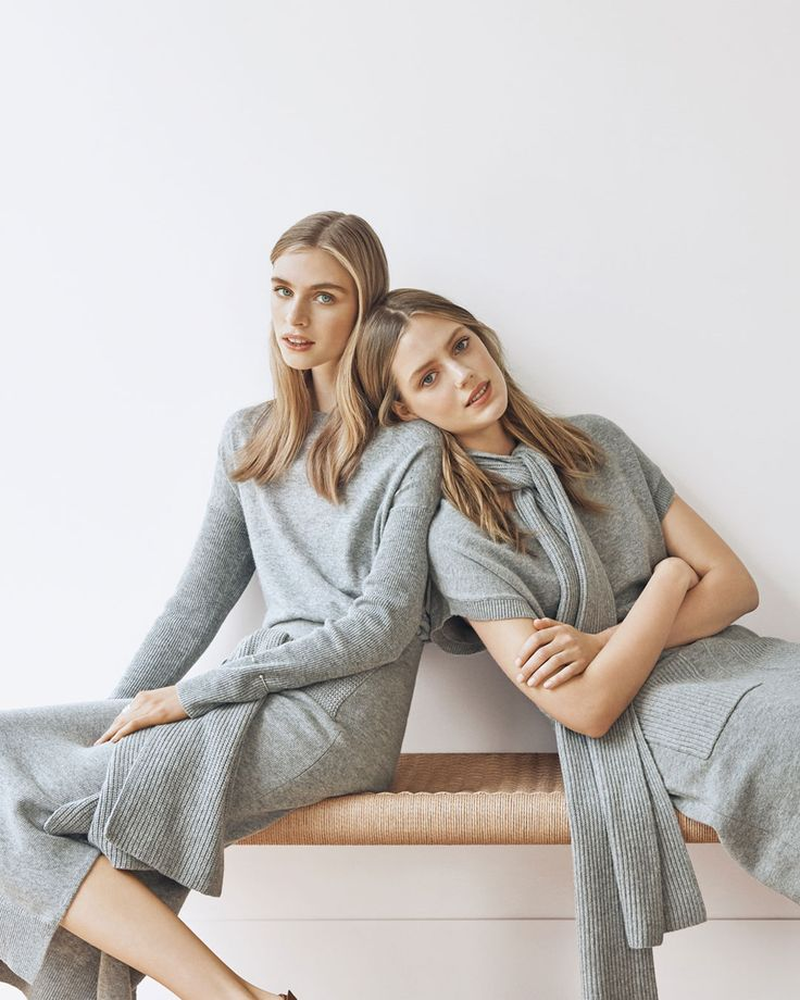 In grey on grey, our soft knitwear arrives in easy-to-wear shapes with subtle detailing. View autumn arrivals and inspiration at http://www.countryroad.com.au/shop/woman