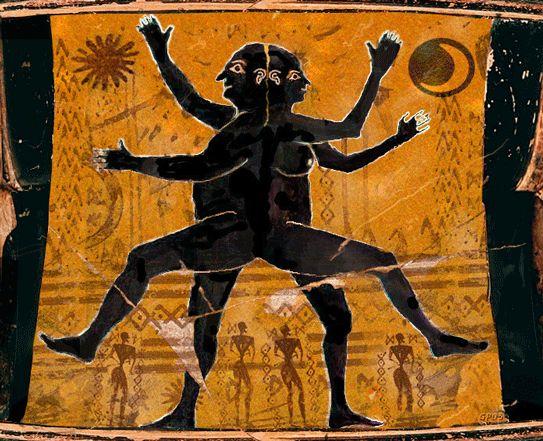 Le mythe dAndrogyne: La recherche de l'Ame Soeur - Discours d'Aristophe,  Platon, le Banquet