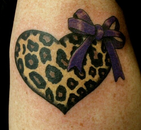 Getting this on my foot :)