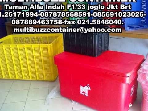 keranjang container plastik multibuzz container suplier grosir keranjang...