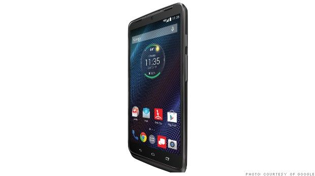 what is the newest droid phone from verizon
