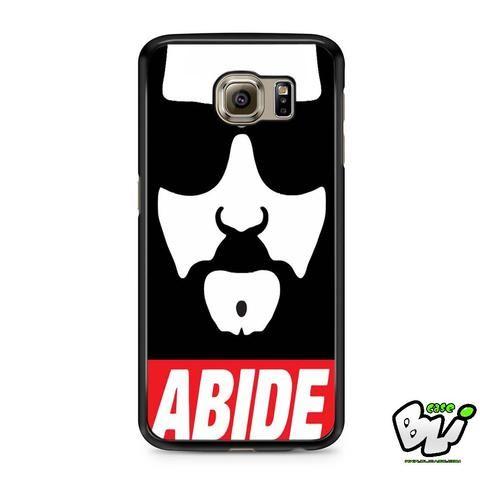 Big Lebowski The Dude Abide Samsung Galaxy S7 Case