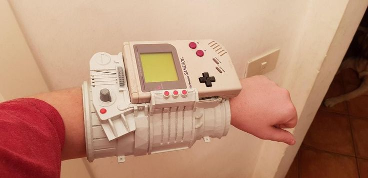 Retro Gamer Blog — Gameboy Pip-Boy made by Eatitapple