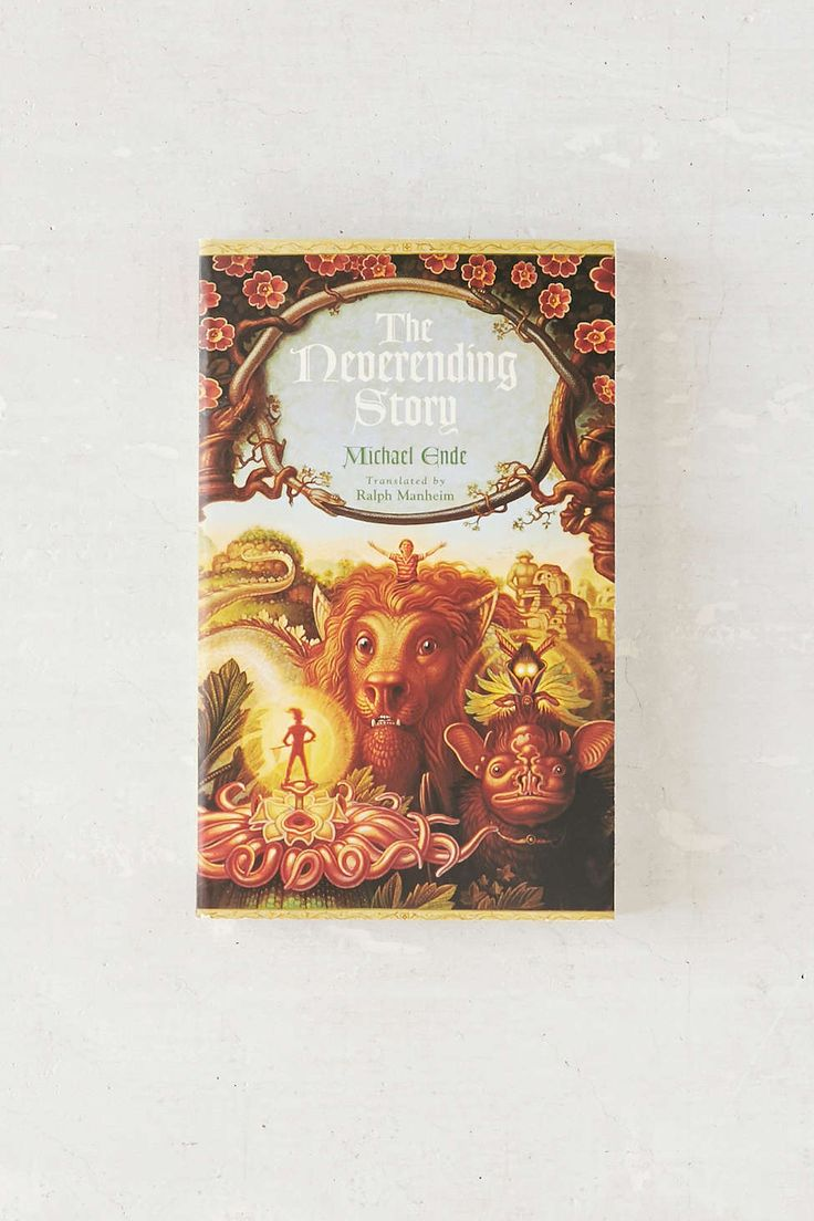 The Neverending Story By Michael Ende  & Ralph Manheim
