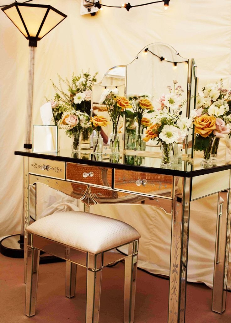 Best 25 Mirrored Vanity Ideas On Pinterest Mirrored