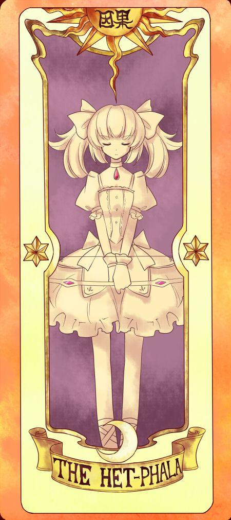 Tarot Card Cardcaptor