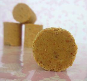 Receta de Paçoca de cacahuete típica Brasileña | Sabores y Colores con Beth