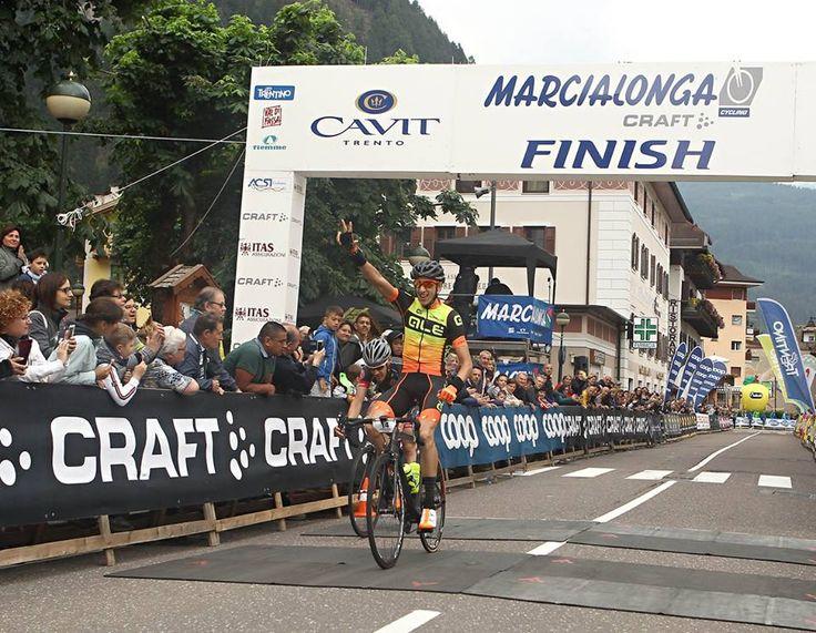 11a Marcialonga Cycling CRAFT, Cecchini, Pontalto, Gazzini..