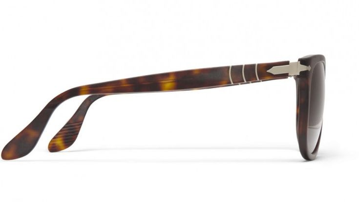 Havana Polarised Sunglasses by Persol